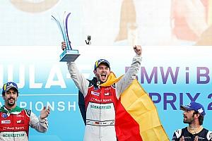 Abt lidera el 1-2 de Audi en Berlín