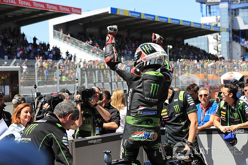 Le Mans MotoGP: Top photos from Saturday