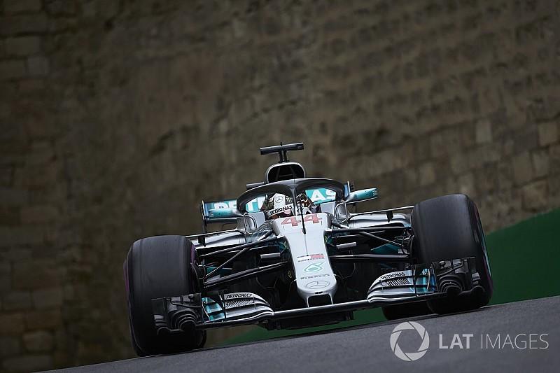 "Hamilton: Mercedes changed ""pretty much everything"" on car"