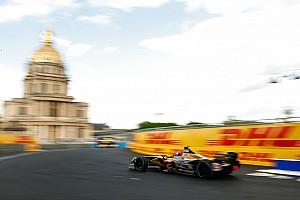 Формула E Отчет о квалификации Вернь выиграл квалификацию Формулы Е в Париже