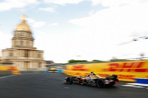Вернь выиграл квалификацию Формулы Е в Париже