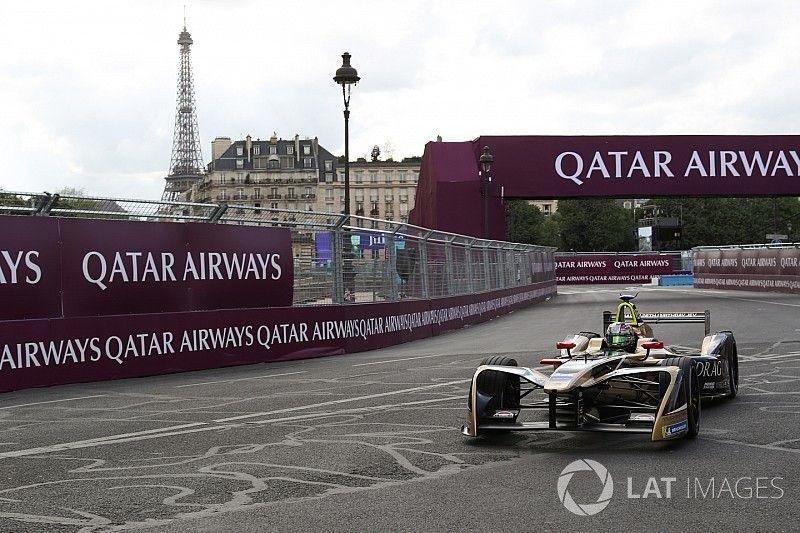 Vergne sale adelante en París