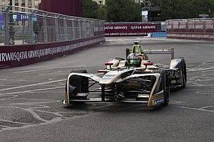 Pole-Position: Jean-Eric Vergne im Qualifying souverän