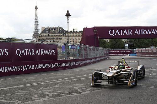 パリ予選:ベルニュ、今季4度目ポール獲得。ロッテラーが3番手に続く