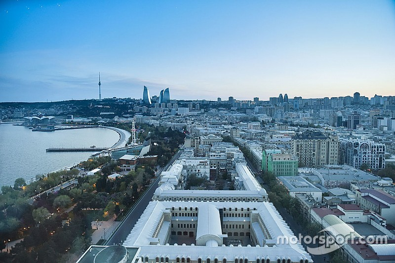 Veja os horários da F1 em Baku neste fim de semana