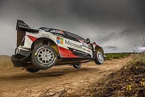 WRC Resumen de la etapa Tanak concluye el viernes como líder en el Rally Argentina