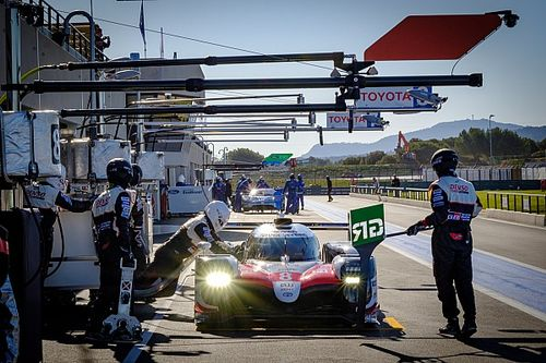 Toyota ran outside rules for best Prologue times