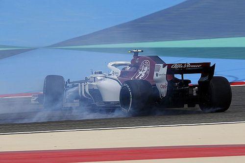 """Leclerc : """"Il faut juste que je me calme"""""""