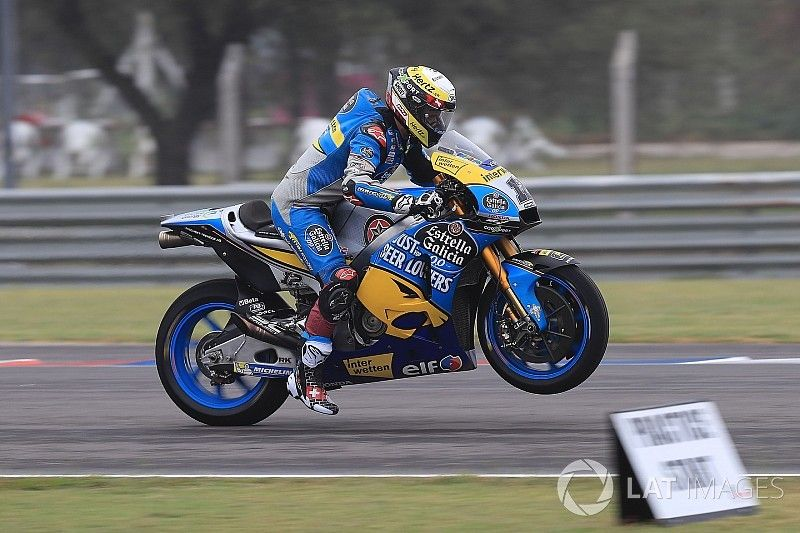 Fotogallery: Thomas Lüthi nel Gran Premio d'Argentina