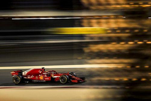 """Vettel: La Ferrari est """"excellente depuis le début du week-end"""""""