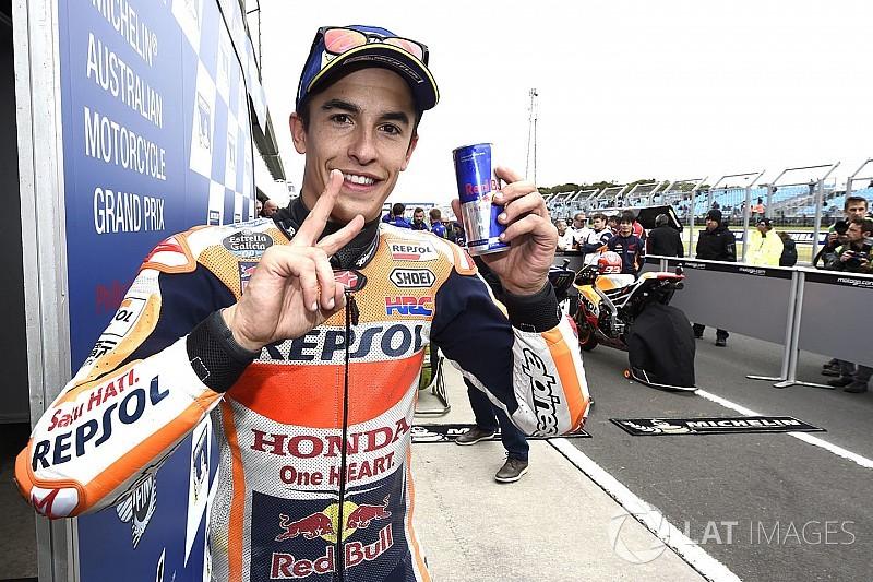 """MotoGP-Polesetter Marc Marquez ärgert auf Phillip Island nicht nur """"Dovi"""""""