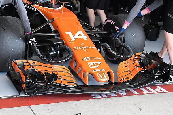 فورمولا 1 تحليل تقني: تحديثات مكلارين التي خففت من وقع خيبة أمل سباق أوستن