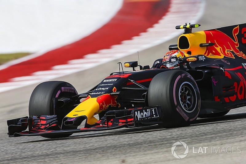 """Verstappen: treino nos EUA foi """"um dos meus piores"""" do ano"""