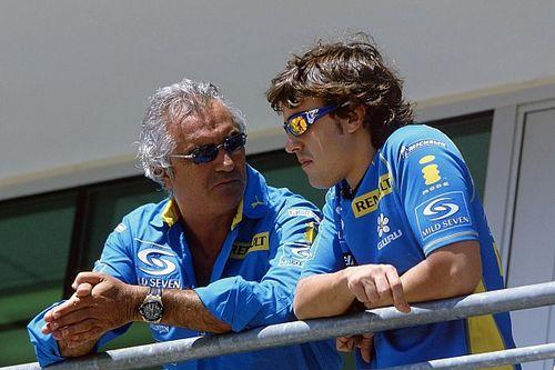 Alonso reagált a hírre, miszerint már idén leválthatja Ricciardót a Renault-nál