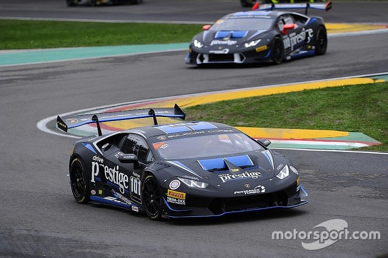 Lamborghini World Final: Agostini/Hindman complete Imola double