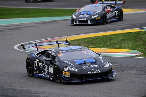 Lamborghini World Final: Agostini/Hindman complete Imola double