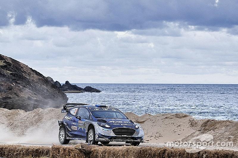 Beaucoup de changements pour l'itinéraire du Rallye d'Australie
