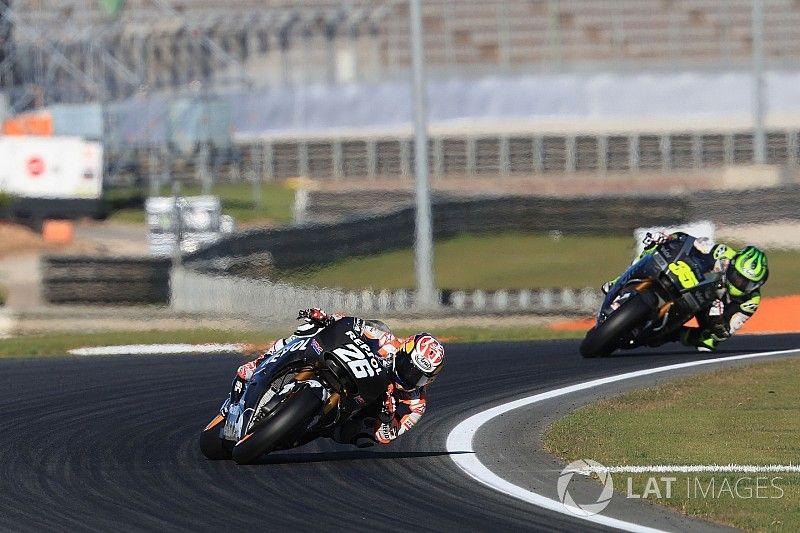 Márquez y Pedrosa no participarán en el test de Honda en Jerez