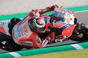 """Ducati le pide a Lorenzo que """"demuestre que es el campeón que fue"""""""