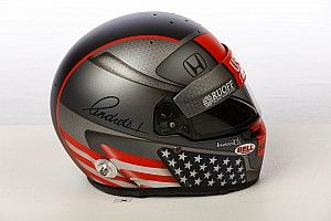 Das sind die Helme der IndyCar-Saison 2018