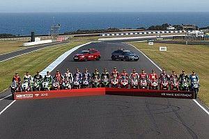 GALERI: Para pembalap World Superbike 2018