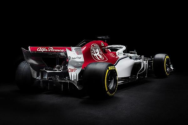 Формула 1 Важливі новини Відео: презентація боліда Sauber Ф1-2018
