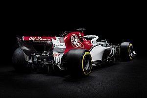 Новая машина Sauber: все фотографии с презентации