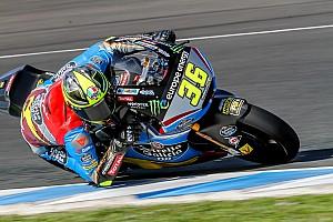 MotoGP Breaking news Mir: 2019 MotoGP move more important than Moto2 title