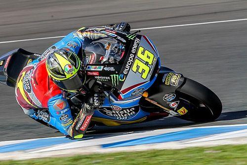 """Mir: """"Liever promotie naar MotoGP dan Moto2-titel"""""""