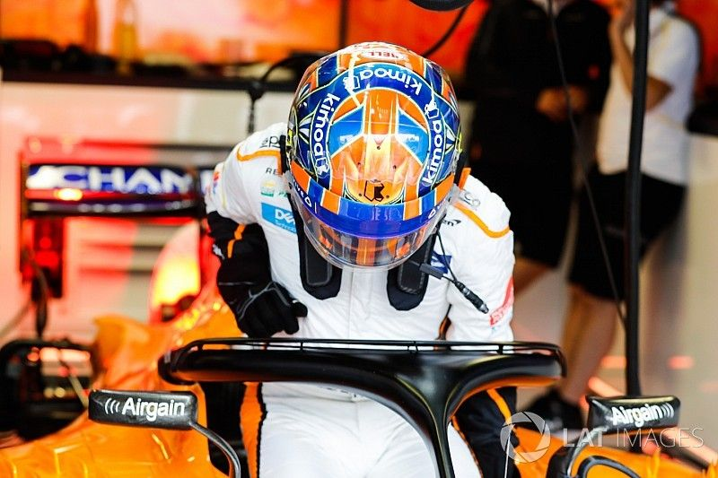 Lando Norris, compañero de Sainz en McLaren en 2019