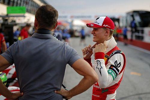 Mick Schumacher harmadszorra nyert futamot az F3-ban