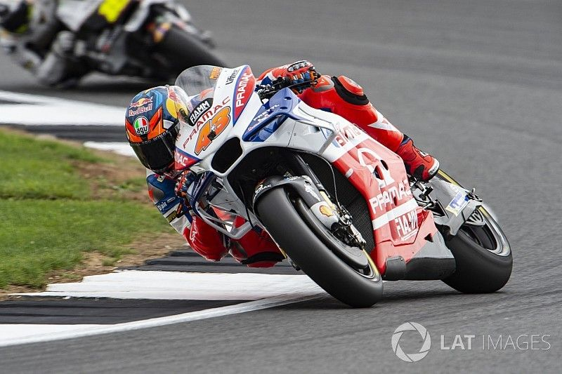 """Miller needed """"one more lap"""" for Silverstone pole"""
