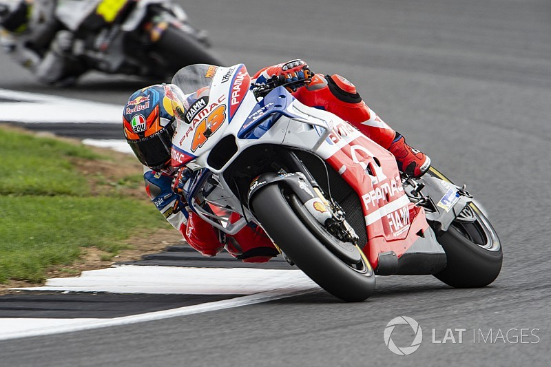 "Miller needed ""one more lap"" for Silverstone pole"