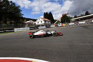 Grosjean nagyon boldog az 5. rajthelye miatt a Belga Nagydíjon