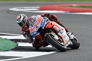 Lorenzo sigue volando en el test de Motorland