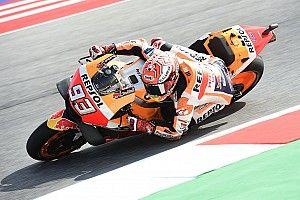 Misano MotoGP: Marquez leads the Ducatis in warm-up