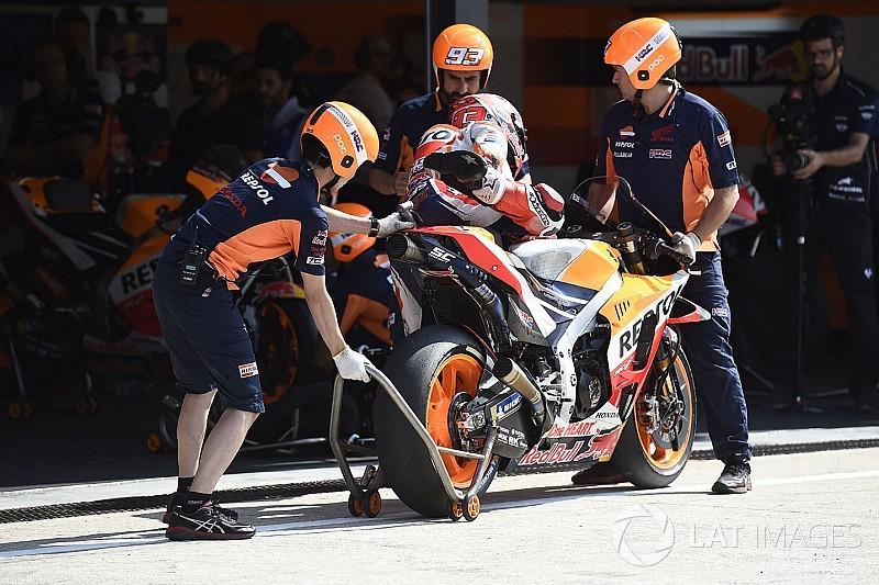 Honda rueda en Misano con miras al 2019