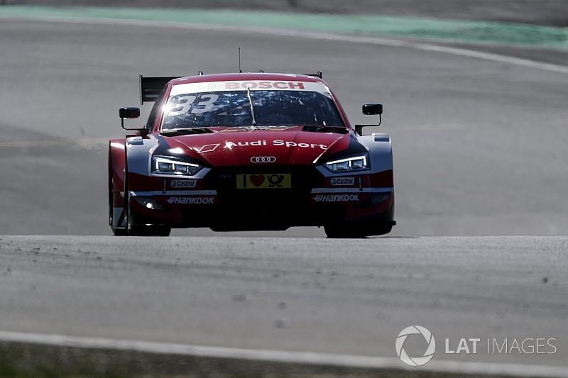 René Rast ci ha preso gusto al Nürburgring: pole position anche per Gara 2 per 0