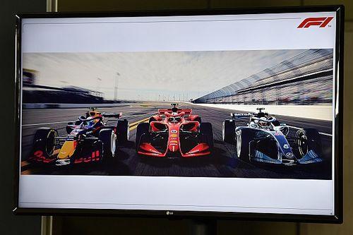 Formel 1 2021: Liberty Media präsentiert drei Konzeptautos