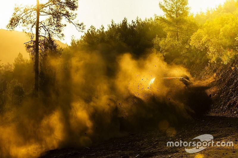 Türkiye WRC 12. etap: Tanak lider, Latvala farkı kapatıyor
