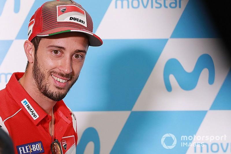 """Dovizioso: """"Este es un circuito de Márquez y hará lo que sea para ganar"""""""