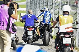 """Rossi: """"Para mí es importante saber hasta qué punto Yamaha quiere volver a ganar"""""""