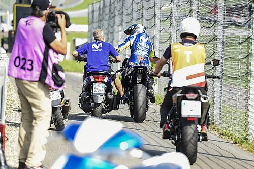 Yamaha minta maaf kepada Rossi-Vinales