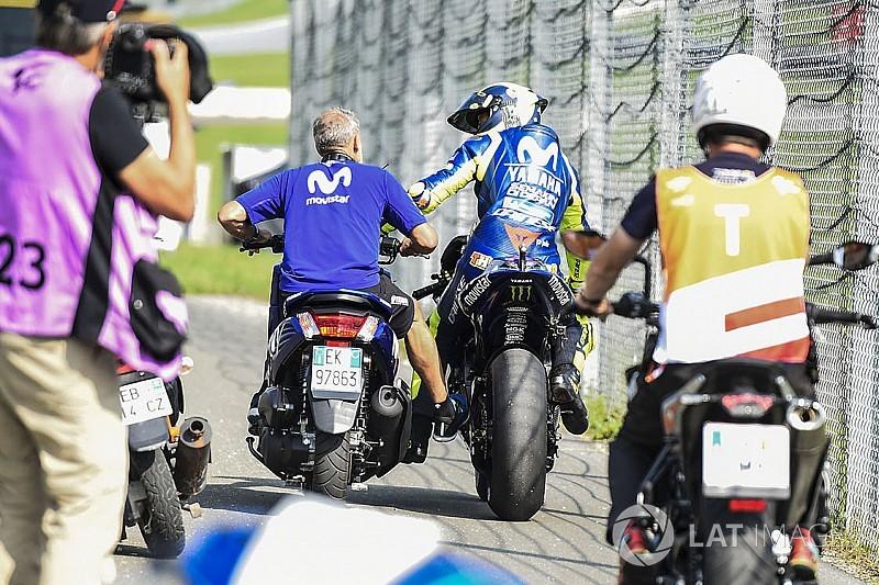 Rossi cobra Yamaha: importante saber até onde querem vencer
