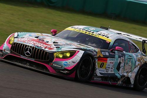連覇を目指す0号車GSR。攻めたタイヤ選択でチャンス掴めるか