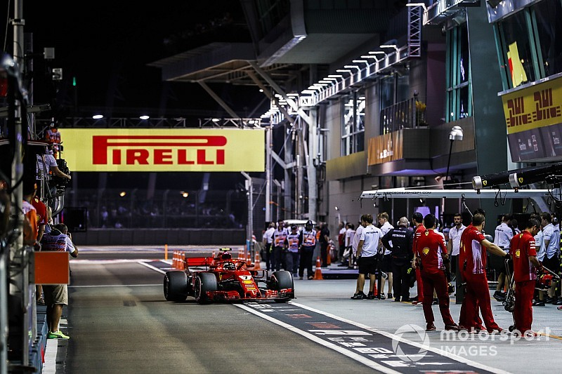 Villeneuve: A Ferrari gumiválasztása túl arrogáns volt