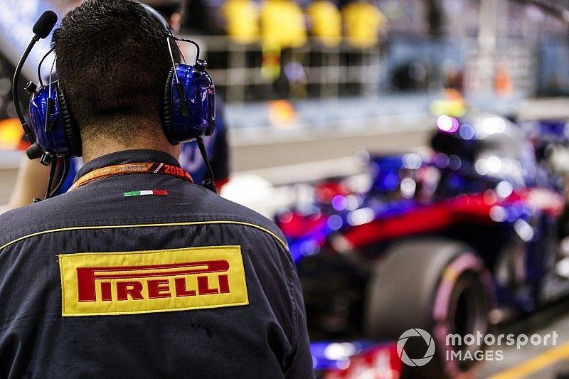 Pirelli a choisi les pneus pour le GP de Singapour