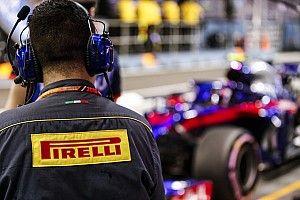 Pirelli selidiki konservasi ban berlebih di F1