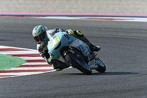 Misano Moto3: Dalla Porta wins wild race, Bezzecchi crashes
