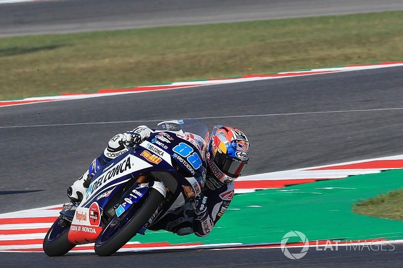 Moto3 Misano: Martin pakt pole met nieuw baanrecord